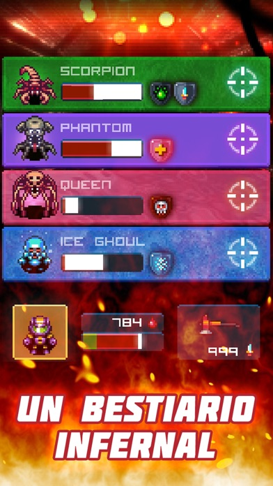 Dead Shell Roguelike RPGCaptura de pantalla de2