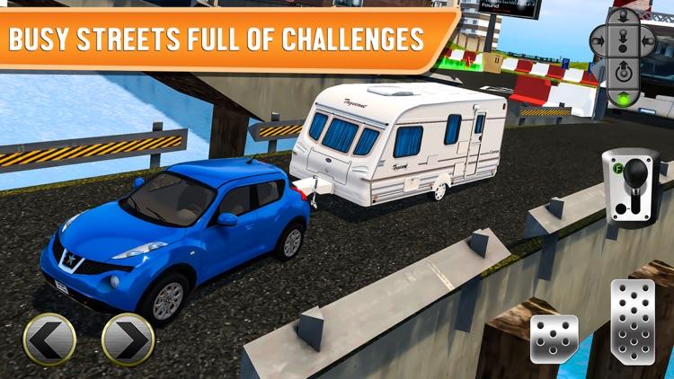 Ferry Port Car Parking Sim