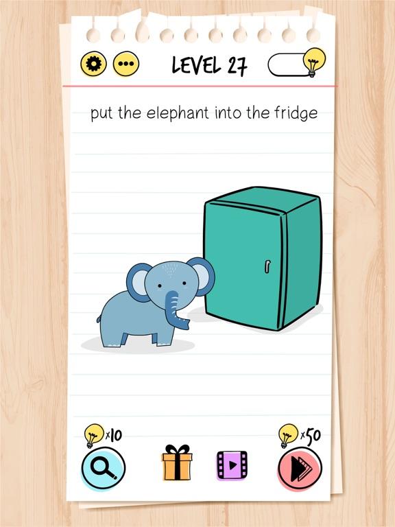 Brain Test: Tricky Puzzles screenshot 15