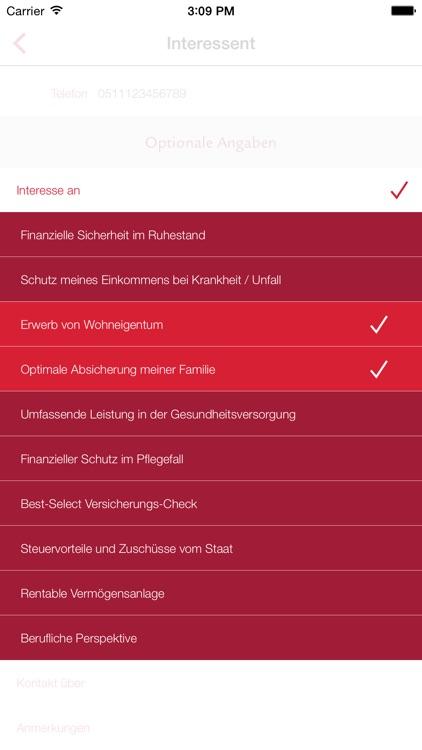 Swiss Life Select Fan screenshot-3