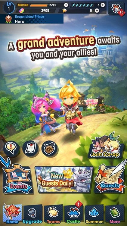 Dragalia Lost screenshot-3