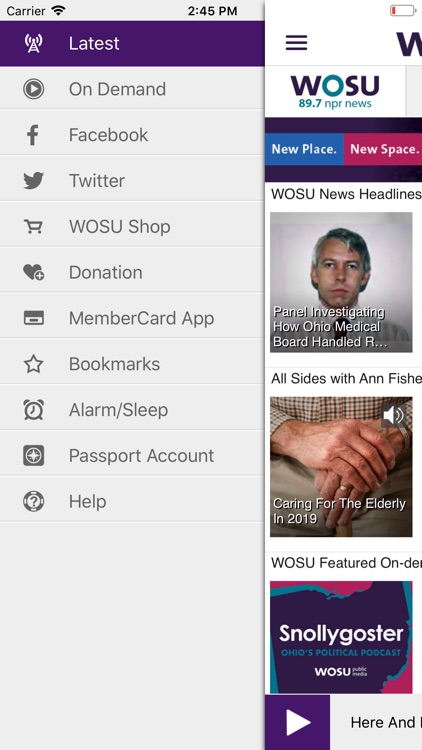 WOSU Public Media App screenshot-3