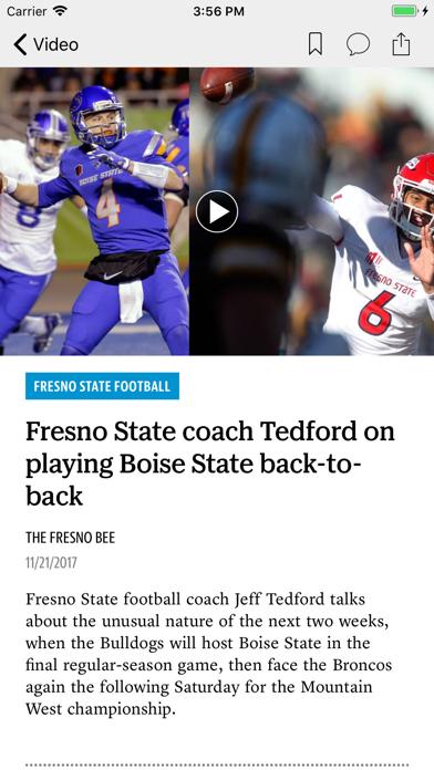 Bulldog Buzz Sports screenshot three