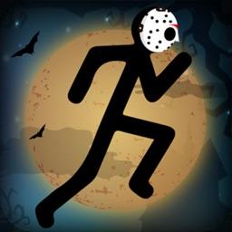 Stickman Survival – Scary Jump