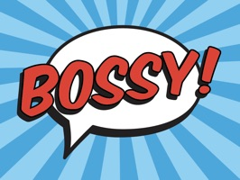Talk like a boss with this ironic, animated sticker pack from Bonbon Studio