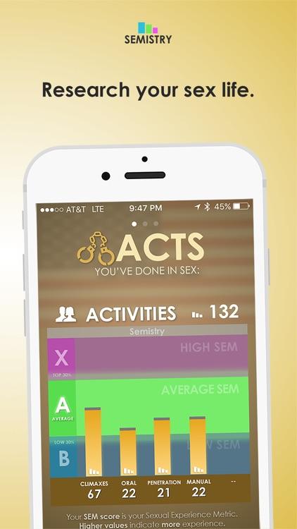 Semistry Sex App screenshot-5