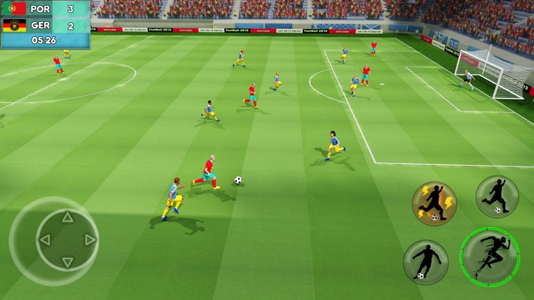 Play Football 2020 - Real Goal screenshot-3