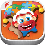 Toddler Kids Puzzles Puzzingo – Educational Learning Games icon
