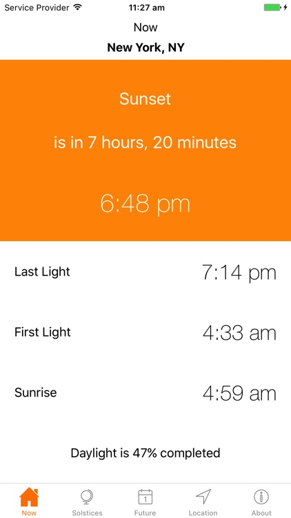 Sunrise Sunset Professional