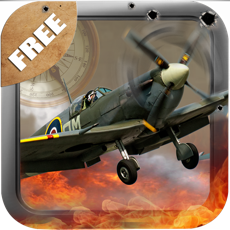 Activities of Retro 1943 Reloaded Free - Normandy Ace Spitfire Flight Commander