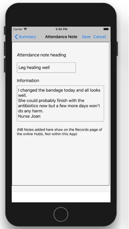 MemBo Noticeboard screenshot-4