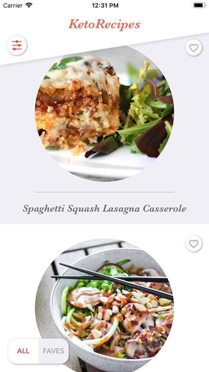 Keto Diet Recipes screenshot-5