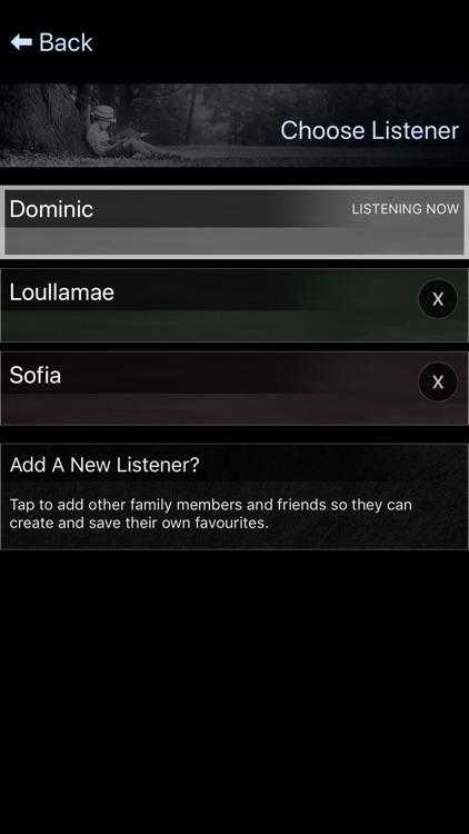 Snuggle Sounds screenshot-9