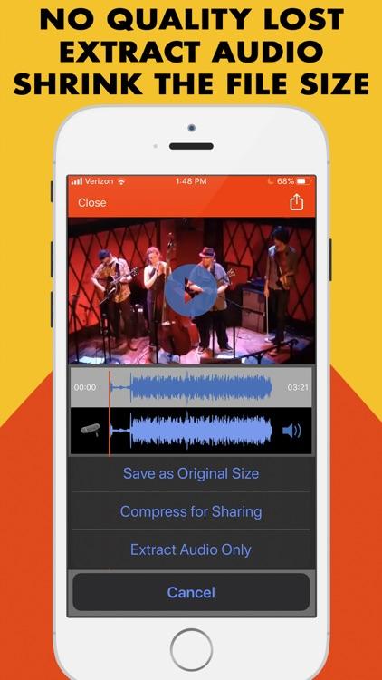 MicSwap Video Pro Audio Editor screenshot-4