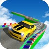 Racing Cars Extreme Stunt