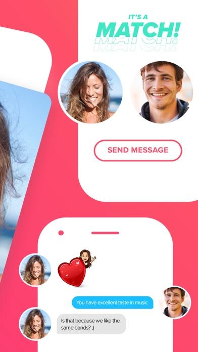 Screenshot for Tinder in Australia App Store
