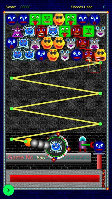 Snood Original screenshot one
