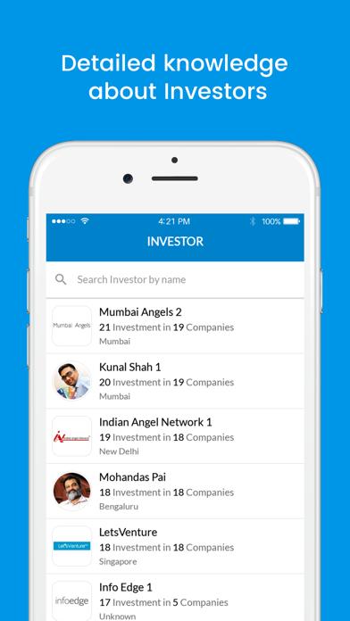 Go Bloom - Discover Start-ups screenshot three