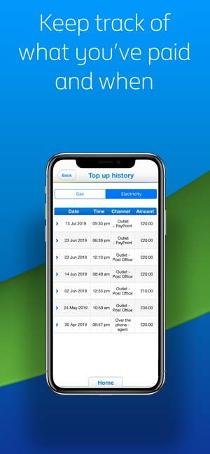 British Gas Pay As You Go on the App Store