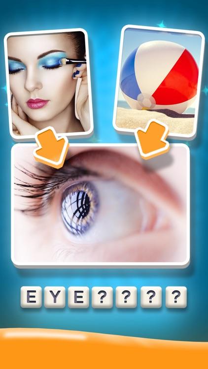 2 Pics 1 Word: Offline Games screenshot-3