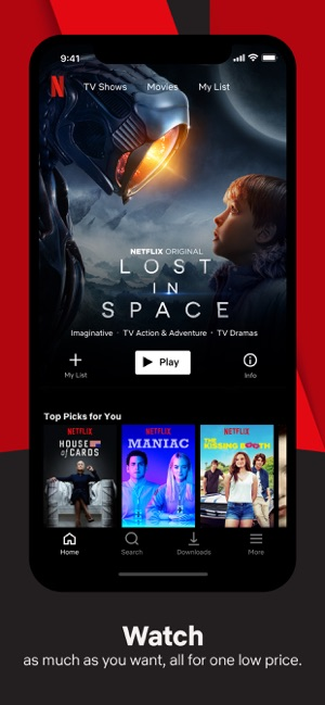 cannot download netflix movies on mac
