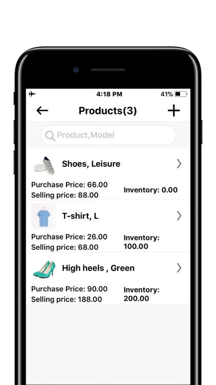 Inventory Manager for Retailer screenshot-3
