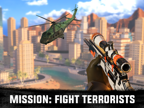 Sniper 3D Assassin: Shoot to Kill - by Fun Games For Free screenshot