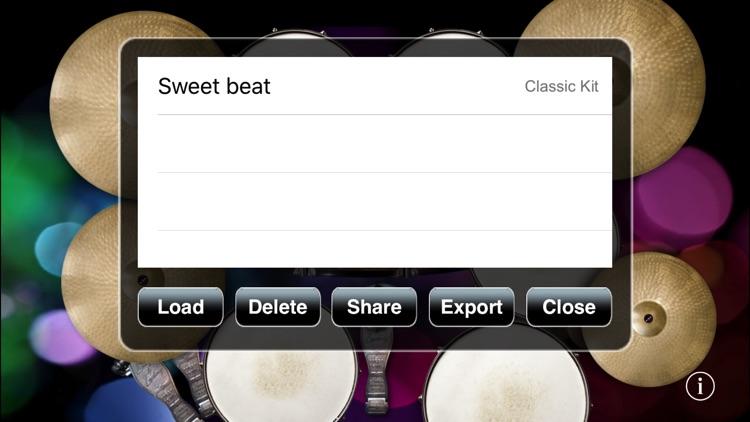 Pocket Drums Classic screenshot-3