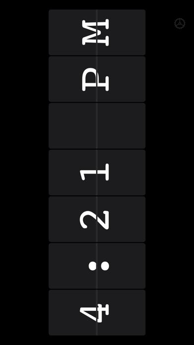 Split Flap