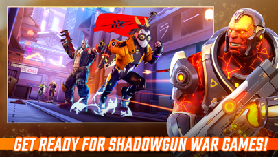 Shadowgun War Games screenshot 9
