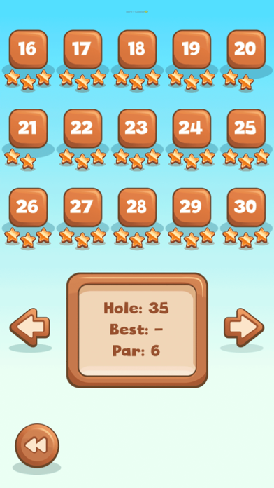 Advanced golf