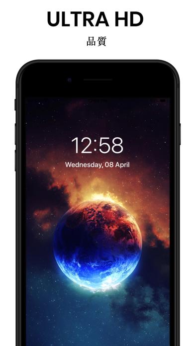 すべてのタイプのiPhone用のオリジナルの壁紙とHDテーマのおすすめ画像3