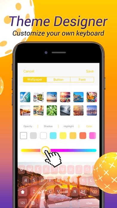 Avatar Keyboard-Themes, Emojis for pc