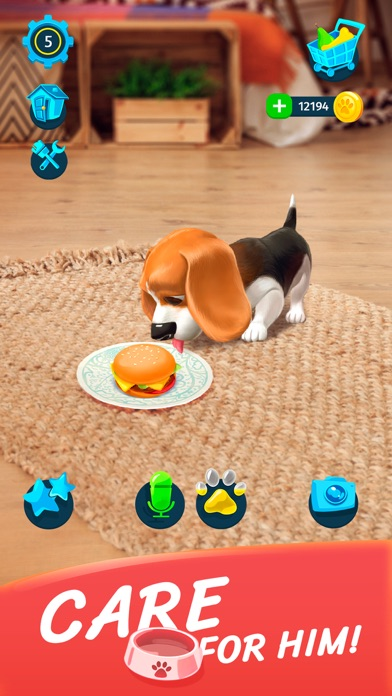 TamaDog! - AR Puppy Games screenshot 3