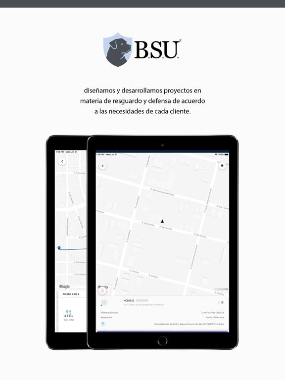 BSU Satelital screenshot 5