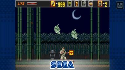 The Revenge of Shinobi Classic screenshot 1