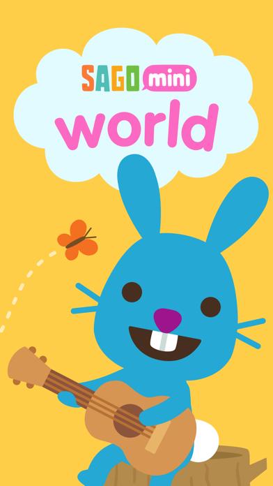 Sago Mini World: Kids Games Screenshot