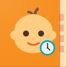 Baby Daybook - Newborn Tracker
