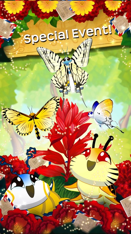 Flutter: Butterfly Sanctuary screenshot-0