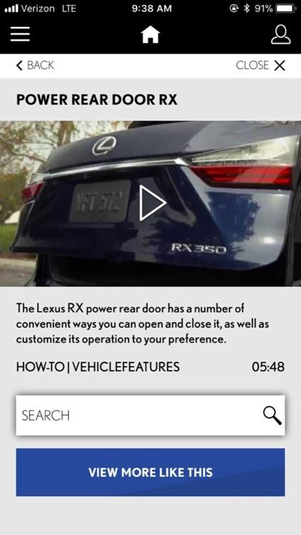 Lexus Drivers screenshot-4