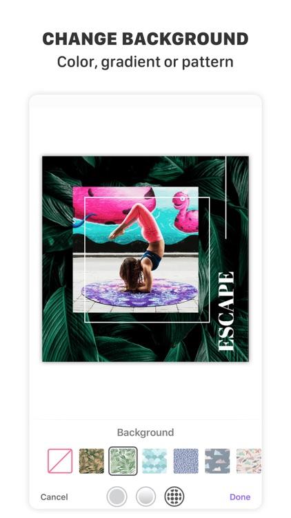 Photo Collage Maker ∙ Layout screenshot-3