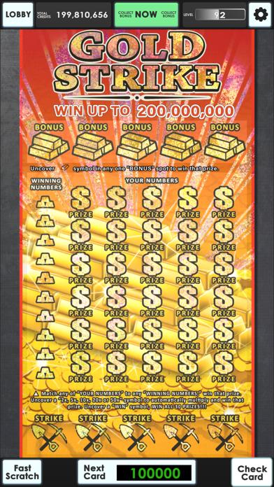 Lucky Lottery Scratchers screenshot 19