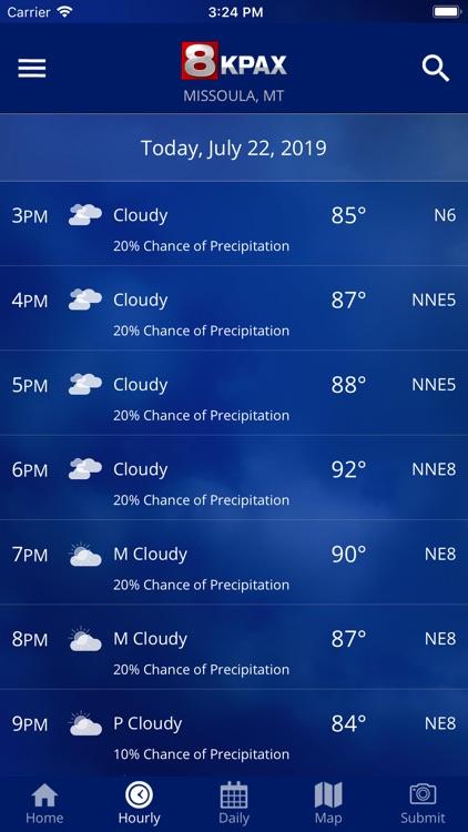 KPAX STORMTracker Weather
