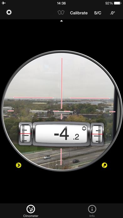 バブルレベル+傾斜計 (clinometer pro)のおすすめ画像3