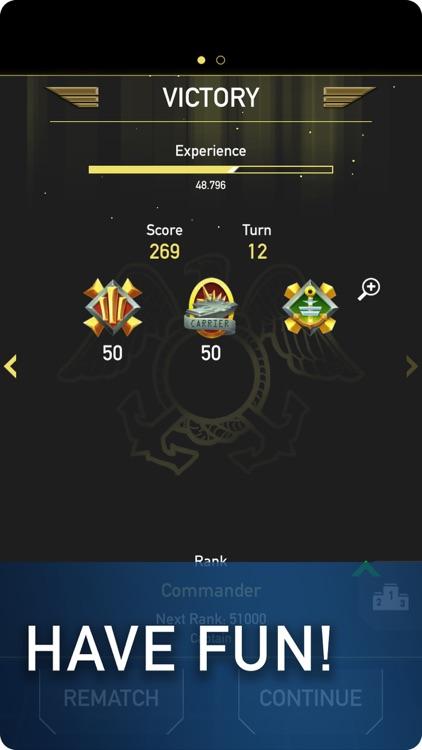 Fleet Battle: Sea Battle game screenshot-5