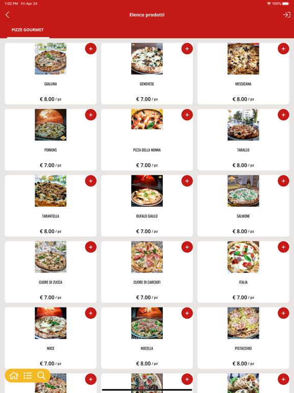 Pizzeria Belvedere screenshot 9