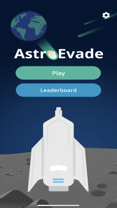 AstroEvade. screenshot 1