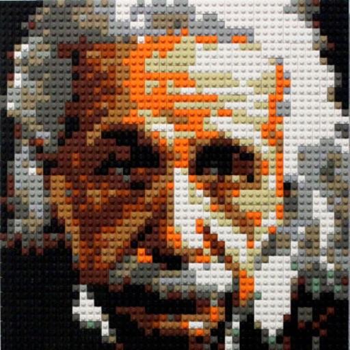 Mosaic Designer for LEGO