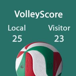 VolleyScore