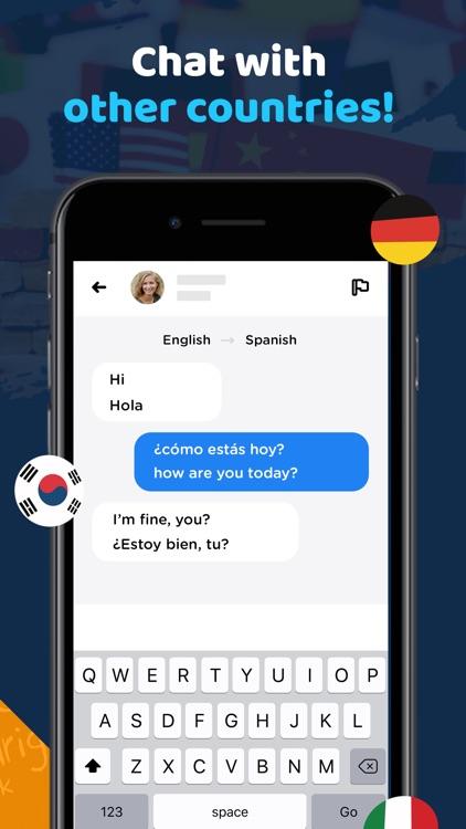 Chat with Translator screenshot-4